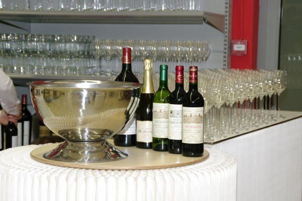 Вечер на виното, снимка 1