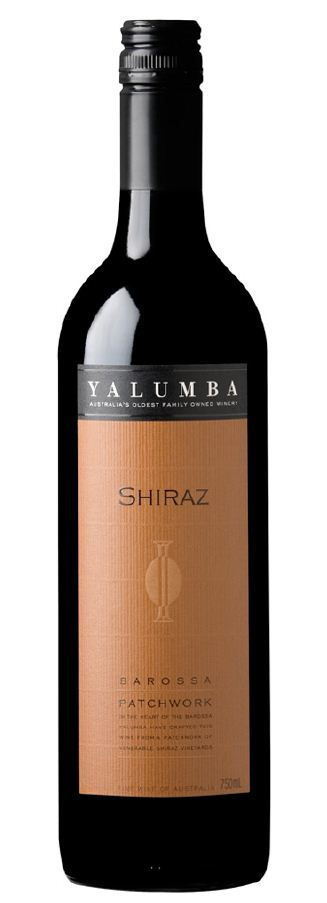 Yalumba Barossa Patchwork Shiraz 2008