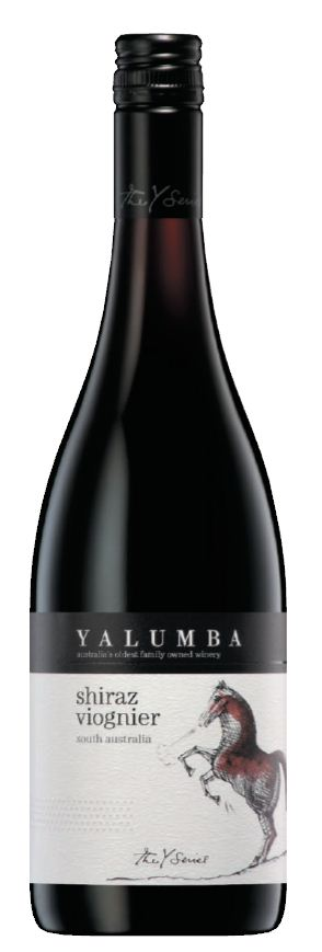 Yalumba Y Series Shiraz&Viognier 2008