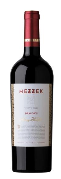 Mezzek White Soil Syrah 2009
