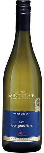 Saint Clair Premium Sauvignon Blanc 2009