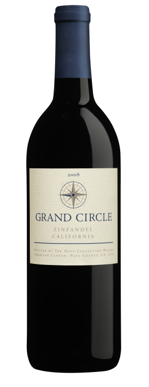 Grand Circle Zinfandel California 2008