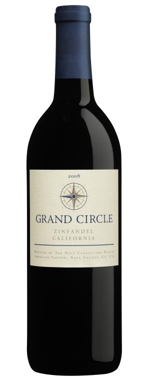 Grand Circle Zinfandel California 2008